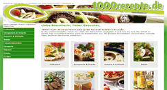 Preview of 1000rezepte.de